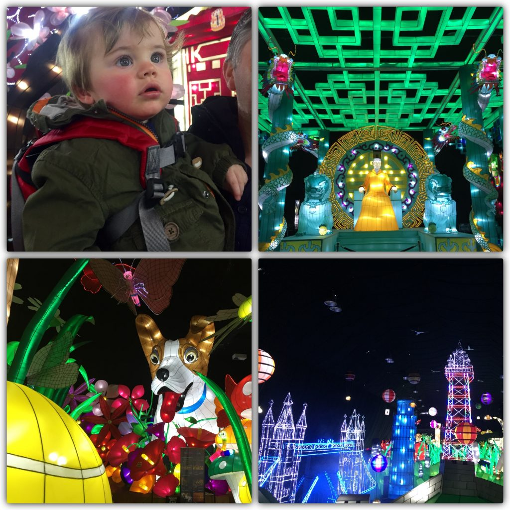 Illuminasia Blackpool – A Trip with a Toddler