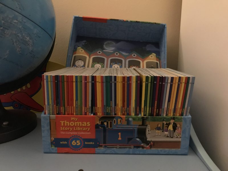 Thomas Tank Story Collection