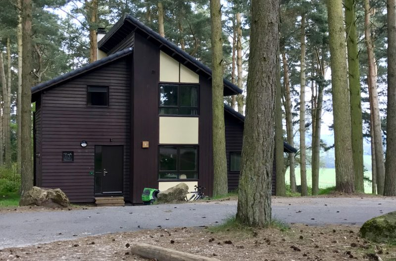 whinfell forest new style 2 storey executive lodge center parcs