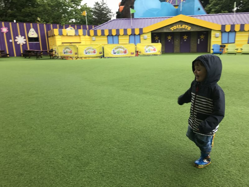 Big Fun Showtime CBeebies Land