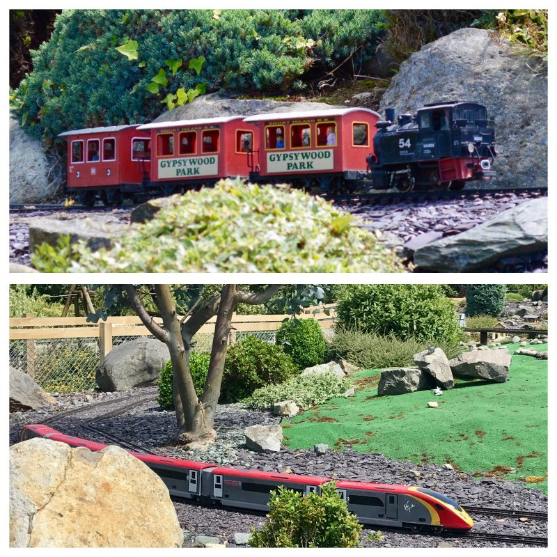 Miniature Railway at Gypsy Wood