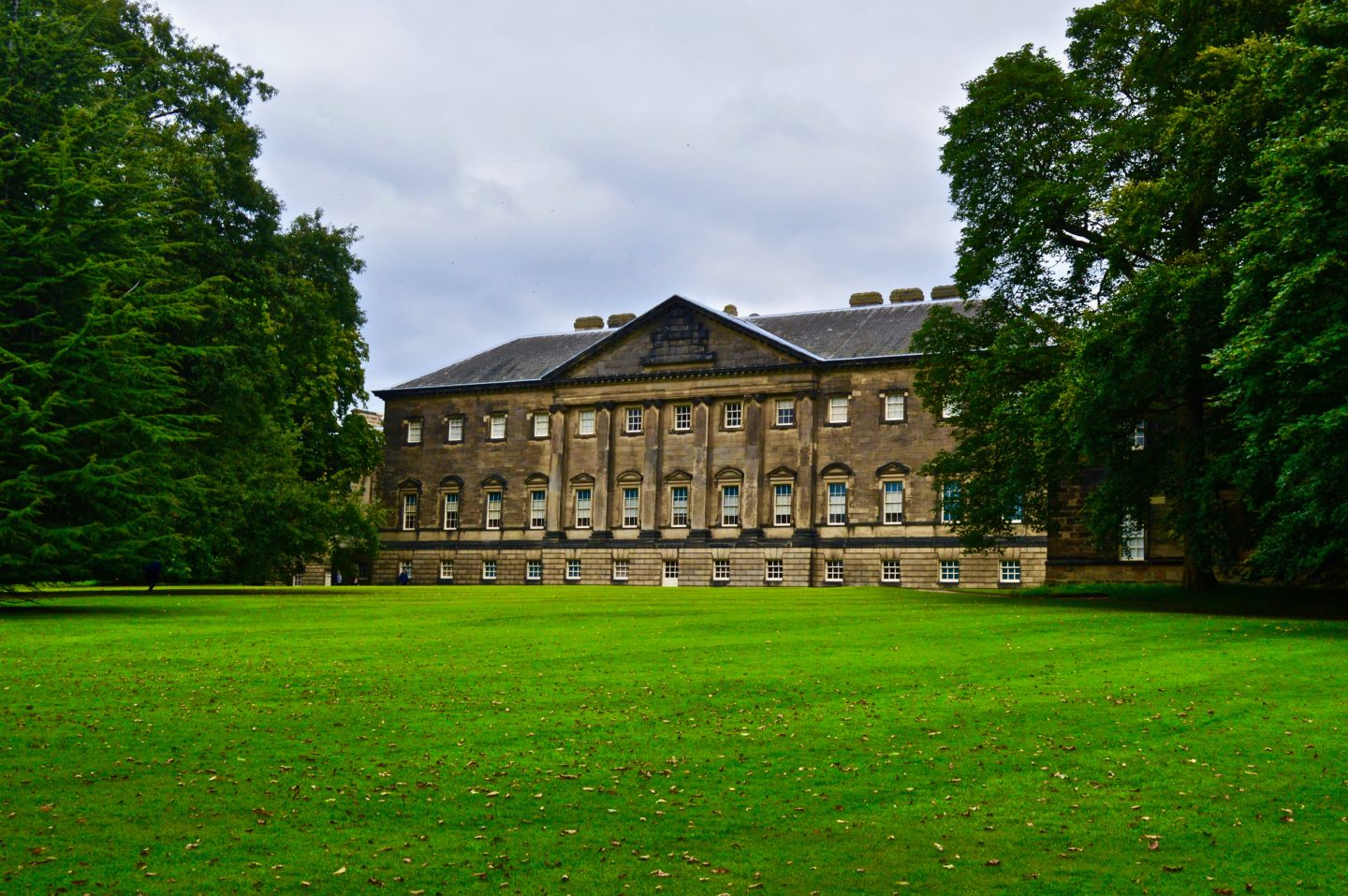 Nostell Priory – A Day Out with a Toddler and Baby