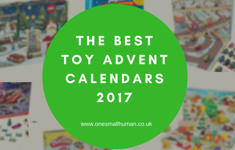 The Best Toy Advent Calendars of Christmas 2017