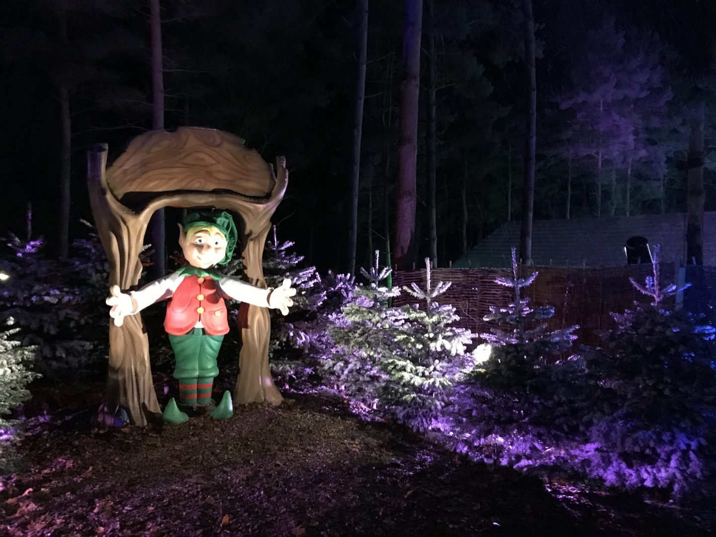 Whinfell Forest Winter Wonderland at Center Parcs
