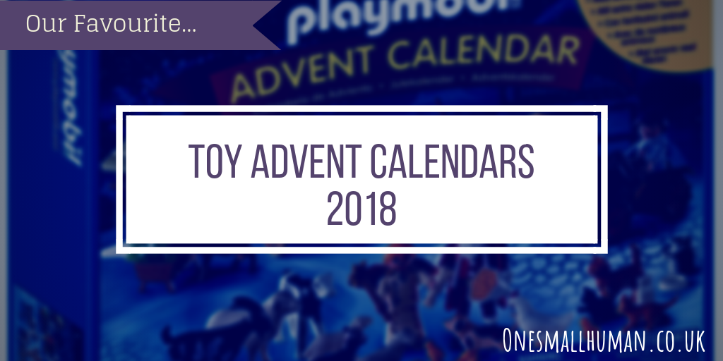 The Best Toy Advent Calendars of Christmas 2018