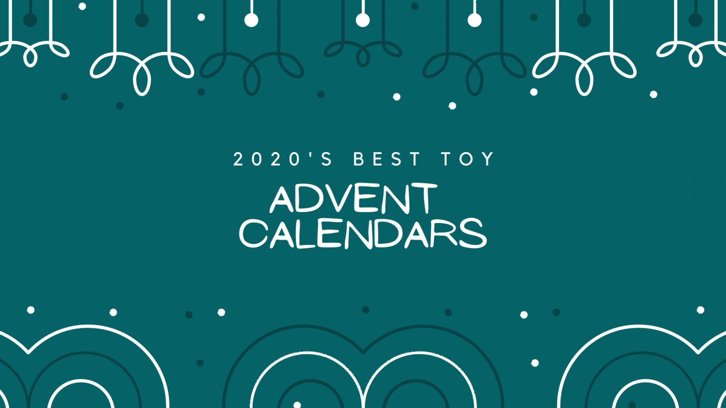 best toy advent calendars 2020